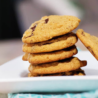 Pumpkin Pancake Chococolate Chip Cookies - Gluten Free or Not