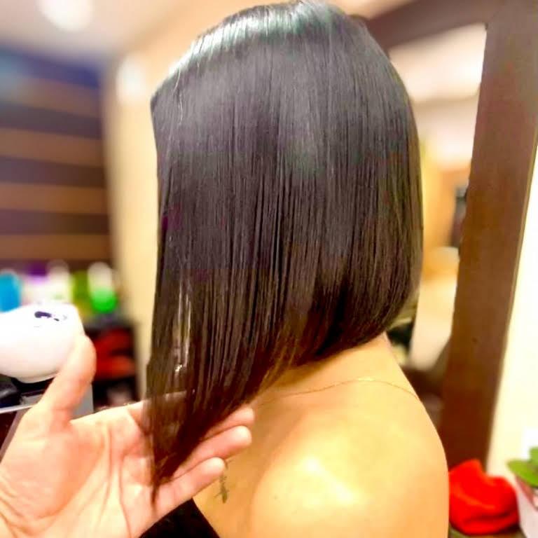 Visagismo parte 1 com Josy Silva Hair Stylist - YouTube