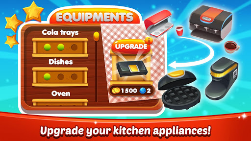 Cooking World Girls Games & Food Restaurant Fever 1.29 screenshots 4