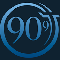 90.9 KCBI icon