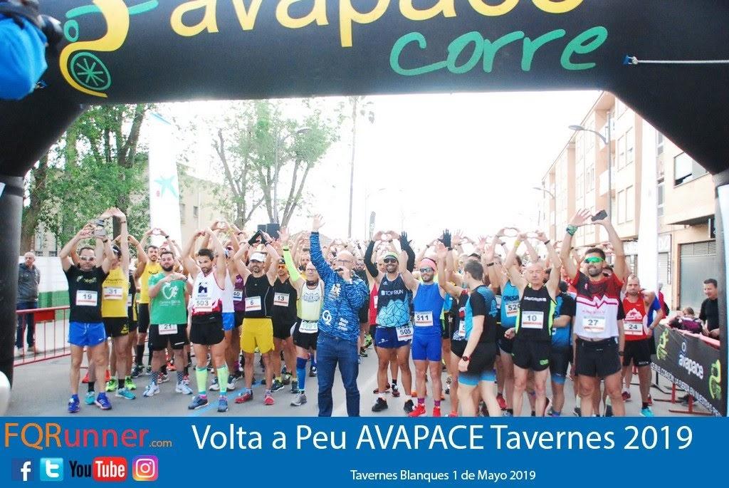 Fotos Volta a Peu Avapace Tavernes Blanques 2019