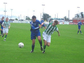 Photo: 01/07/07 v Waterford United (LoI Prem Div) 2-1 - contributed by Leon Gladwell
