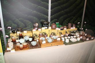 Photo: We carry some of Lin's Studio's ceramic pieces.