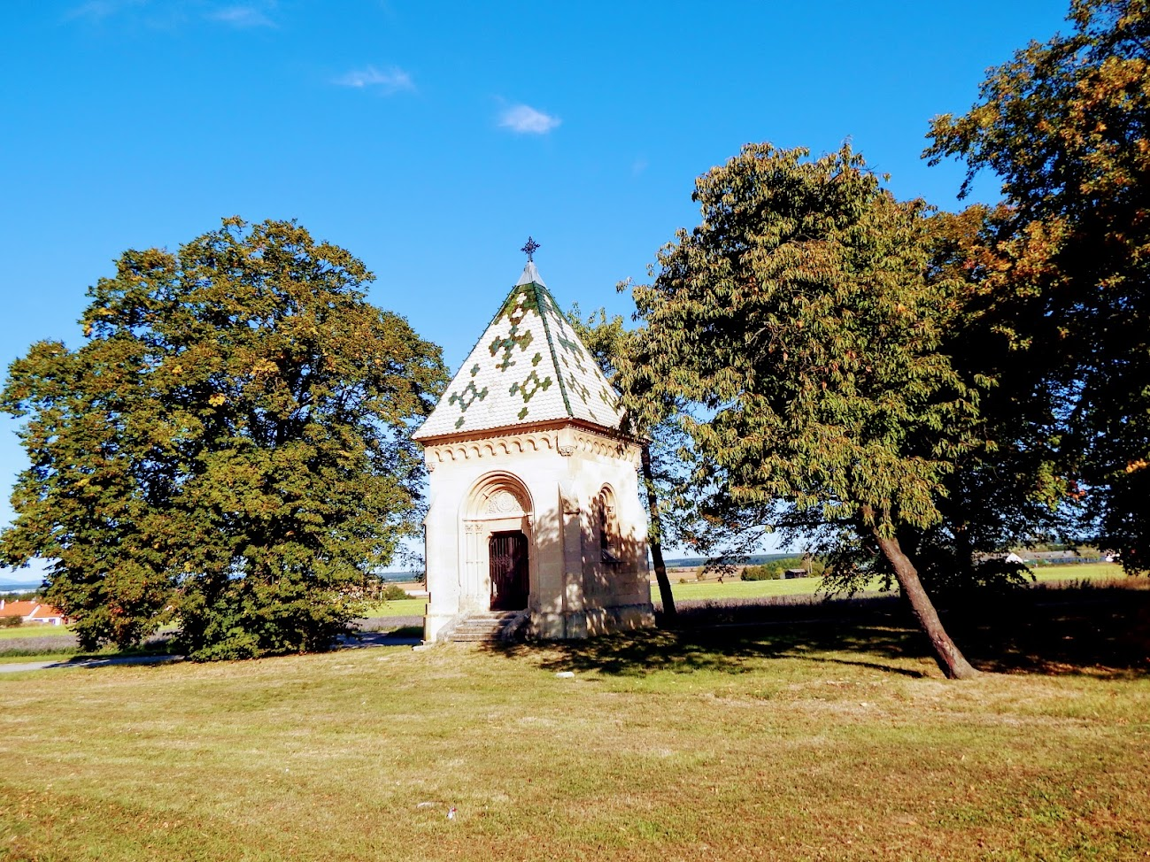 Zsira - Páduai Szent Antal kápolna (Östör kápolna)