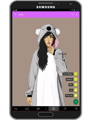 Girly m Wallpaper 2017 1.4 screenshots 1