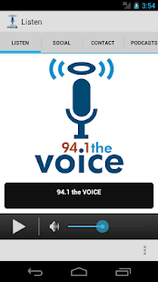 94.1 The Voice- screenshot thumbnail