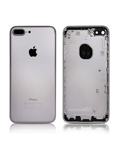 iPhone 7 Plus Housing without small parts HQ Silver
