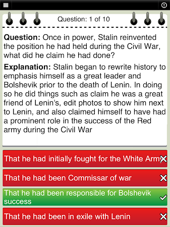 GCSE History 6.0.2 screenshot 1209821