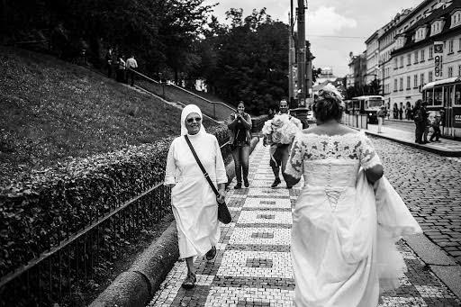 Wedding photographer Petr Wagenknecht (wagenknecht). Photo of 15.05.2018