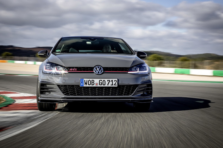 Vw Sa Announces Price Of Special Edition Golf Gti Tcr