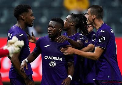 Ce sera Vitesse ou Dundalk pour Anderlecht en cas de qualification pour les barrages Conference League