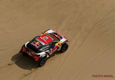 Le Dakar est terminé pour un Belge