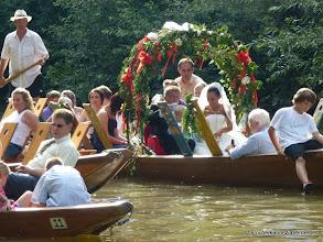 Photo: Hochzeit auf dem Stocherkahn! Ein unvergessliches Erlebnis!