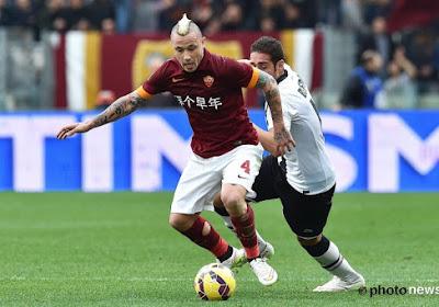 Nainggolan plébiscité par les fans de la Roma