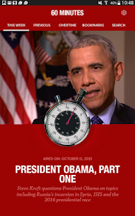 60 Minutes- screenshot thumbnail