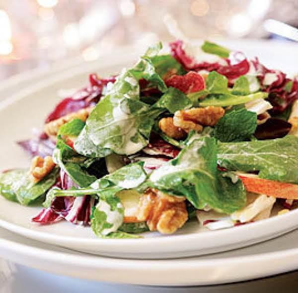 State Fair Spinach Salad - Steph