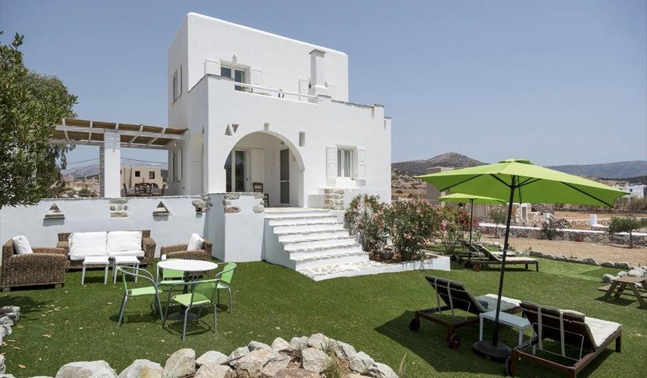 Villa Keros, Naxos