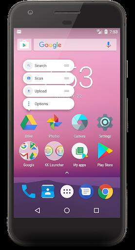KK Launcher: Nougat Edition Prime v7.2.3