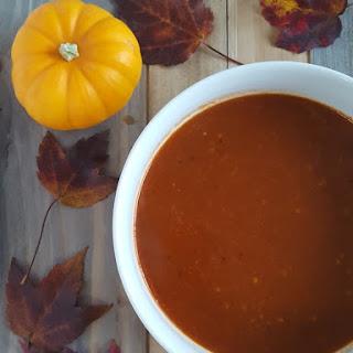 Black Garlic Tomato Soup.
