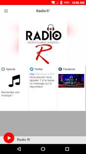 Radio R' - náhled