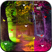 HD Forest Live Wallpaper