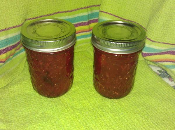 Fig (fruit) Preserve Recipe