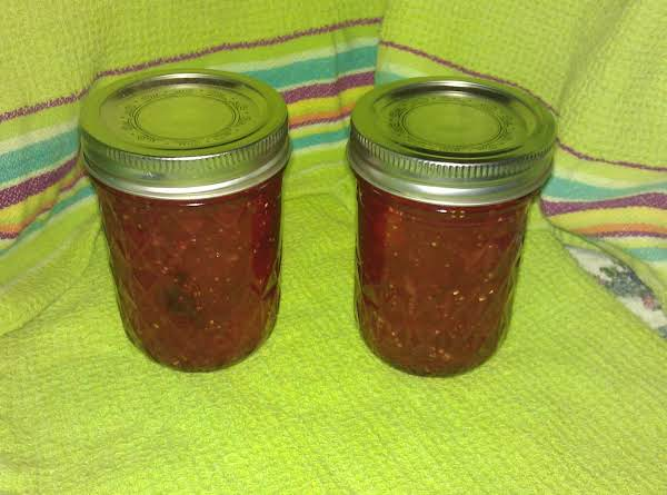 Fig (fruit) Preserve Recipe