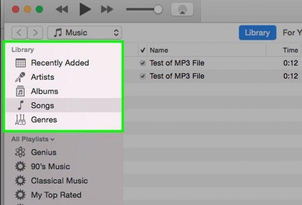 استخدم iTunes