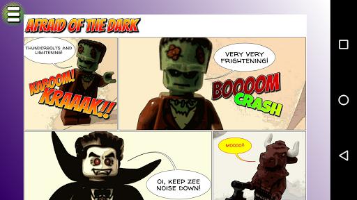 Comic Strip pro  screenshots 4
