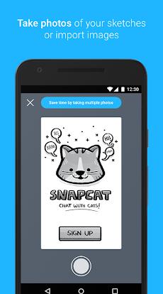Marvel - アプリの簡易プロトタイピングのおすすめ画像1