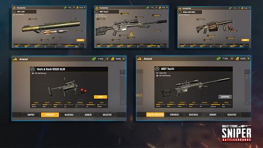 Bullet Strike: Sniper Games - Free Shooting PvP 0.8.2.1 screenshots 5