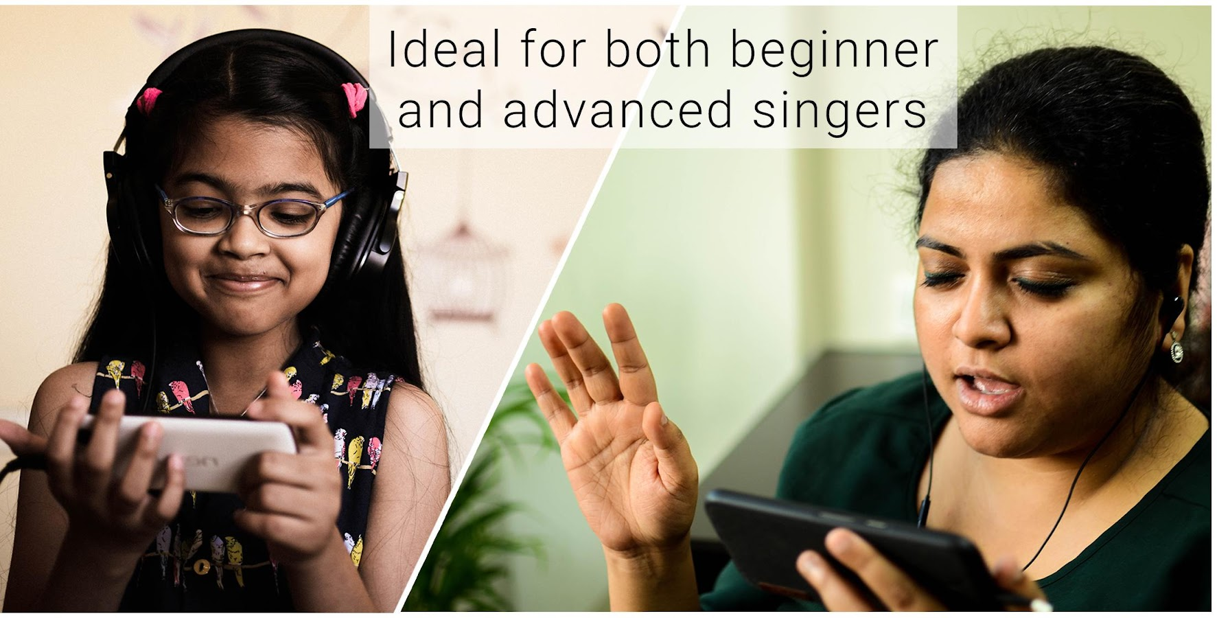 Learn singing | Vocal lessons- screenshot