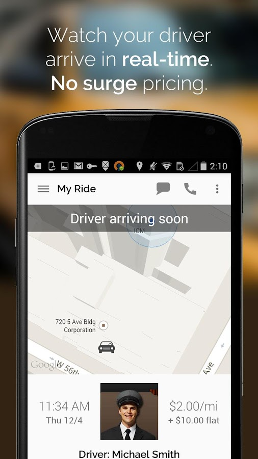 International Taxi- screenshot