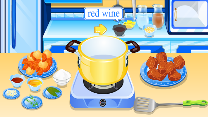 Cooking Games - Meat maker - screenshot