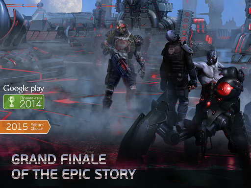 Evolution: Battle for Utopia. Shooting games free 3.5.9 screenshots 16