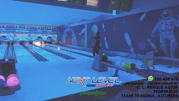 Bowling Next Level ParqueAstur