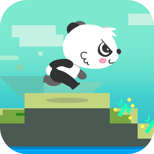 Panda Run - Bamboo Grove Adventure