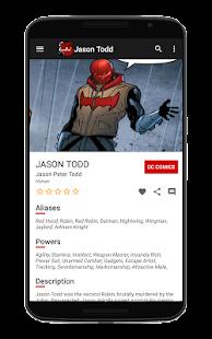 ComicFan - náhled