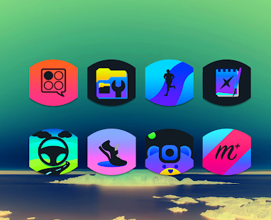 Remblack - Icon Pack Screenshot