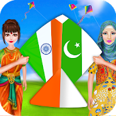 Pak India Kite Match