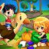 Ngoi Lang Cua Gio - Windy Village - Farm Game