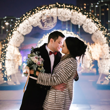 Wedding photographer Aleksandr Kuznecov (AlexandrK). Photo of 24.01.2018