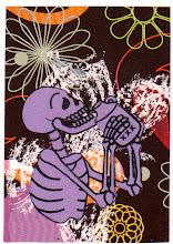 Photo: Wenchkin's Mail Art 366 - Day 243 - Card 243a
