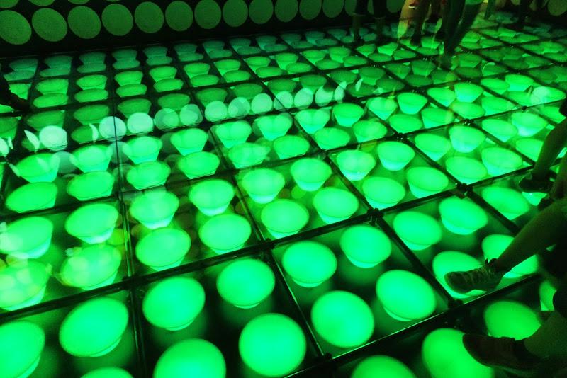 Sala dei piatti nel Padiglione Spagna di Expo 2015 di annabus58