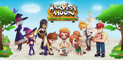 HARVEST MOON:Seeds Of Memories - Apps on Google Play
