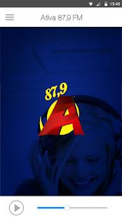 Ativa 87,9 FM - náhled