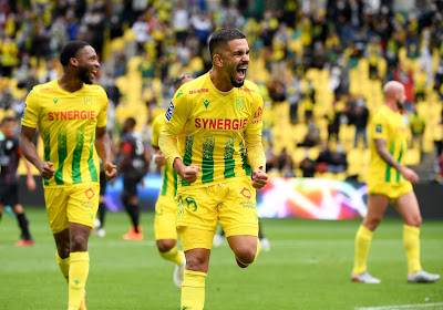 Ligue 1 : Nantes gagne à 9, Monaco gagne à 10