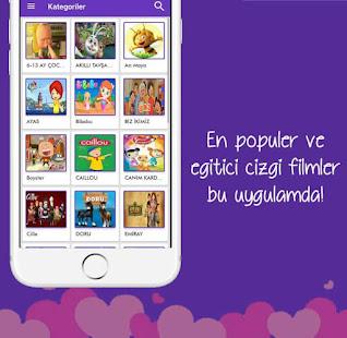 Download Güncel Çizgi Filmler - REKLAMSIZ For PC Windows and Mac apk screenshot 2