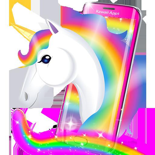 خلفيات كيوت للهاتف أحادي القرن يونيكورن التطبيقات على Google