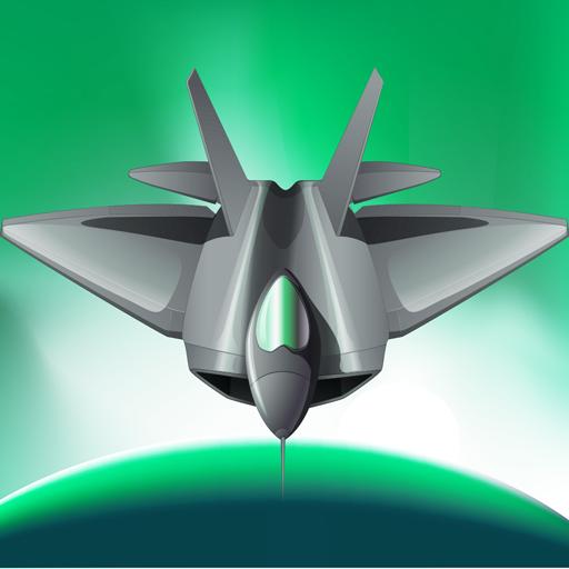 街机の戦争戦闘飛行機 LOGO-記事Game